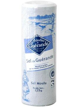 アクアメール ゲランドの塩(顆粒)125g