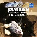 猫 おもちゃ リアル フィッシュ 電動 魚のおもちゃ 動く魚 USB 充電 猫じゃらし ねこ夢中 サケ ソウギョ コイ フナ /リアルフィッシュ 1