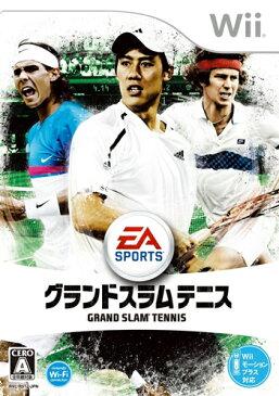 【中古】 wii EA SPORTS グランドスラムテニス 錦織圭で、Wiiで遊ぶリアルなテニス!
