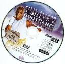【中古】ビリーズブートキャンプDisc1「基本プログラム」日本語字幕版 ※パッケージが欠品のため、DVDのみの販売になります。ディスクにキズございますが再生チェック済みです。