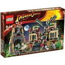 【中古・おもちゃ】 レゴ インディ・ジョーンズクリスタル・スカルの魔宮 7627 LEGO
