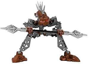 ブロック, セット  PANRAHK 8587 LEGO Bionicle USED