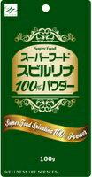スピルリナパウダー 100g[藻類 栄養食品]
