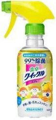 食卓クイックルスプレー レモンの香り[清潔スプレー 除菌]