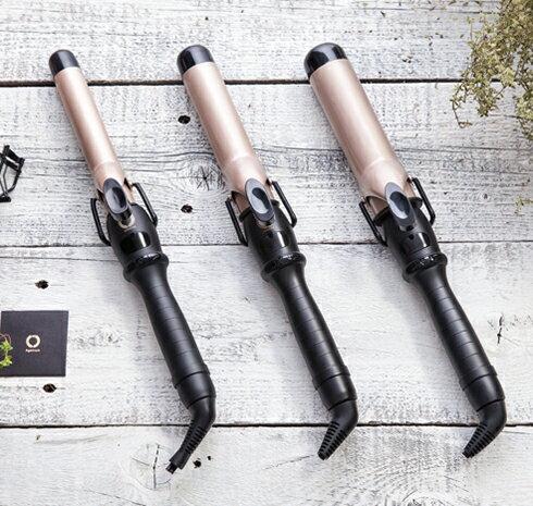 アゲツヤプロフェッショナルカールアイロン【25mm、32mm、38mm】