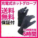 【送料無料】【ポイント10倍】充電式ホットインナーグローブ NEWインナーヒーター手袋 NEWモデ...