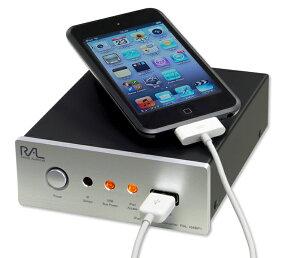【送料無料】iPod/iPhoneをハイエンドオーディオシステムの音源に!iPod用デジタルデータコンバ...