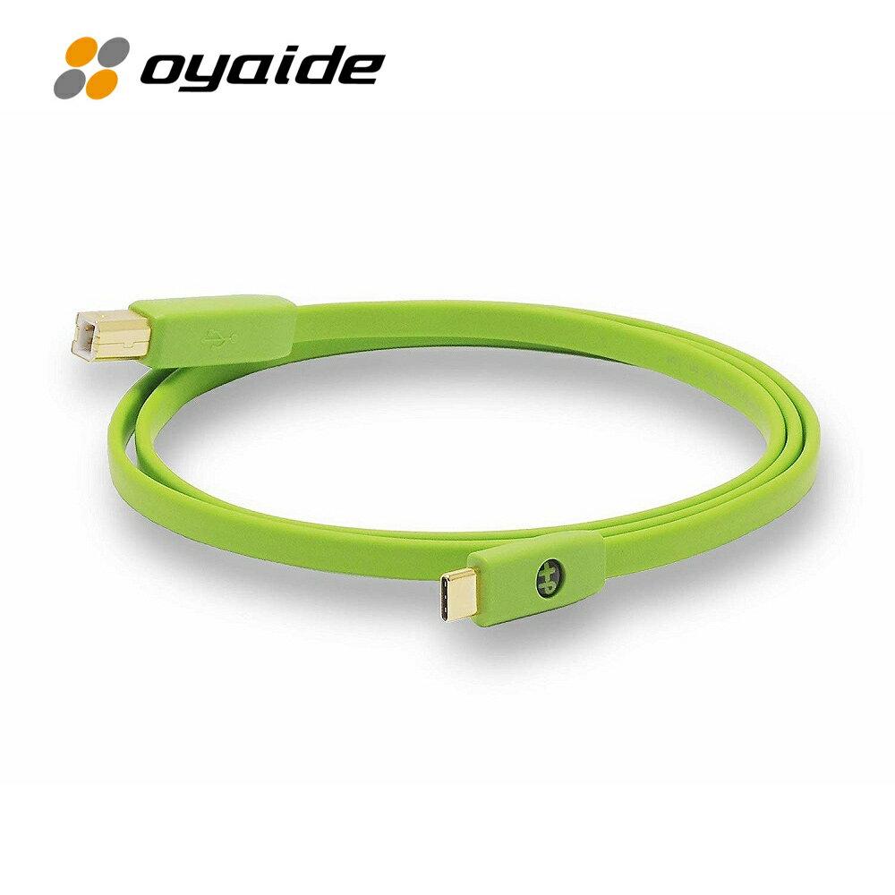 AVケーブル, スピーカーケーブル OYAIDE USB dUSB Type-C Class B 1.0m