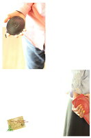 イルビゾンテコインケース*ILBISONTEイルビゾンテオーバルコインケース【商品番号IB-410069】
