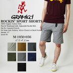 GRAMICCI グラミチ ROCKIN SPORT SHORTS Gショーツ ロックインスポーツ ショートパンツ クライミングショーツ フリースタイルフィット M-1050-056 本国USAモデル