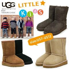 ◆即納◆送料無料!!◆UGG[アグ]#5251T LITTLE KIDS TODDLERS CLASSIC(リトルキッズ)【即納】UGG...