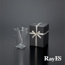 ダブルウォールグラス ラッピング・カード おすすめ プレゼント
