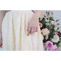 Raylily(レイリリー)リバーシブルミディスカート花柄スカートミディ丈