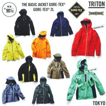 販売開始!残りわずか!14-15 NEWモデル!TRITON THE BASIC ジャケット GORE-TEX 【スノーボード ウェア 14-15 ベーシック】715005