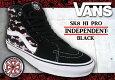 VANS_CROCKETT_PRO_BLACK/RUBBER�ڥХ֥�å���С���