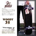 WOODY PRESS 35インチ カラー BLACK 【ウッデ...