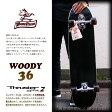 WOODY PRESS 36インチ カラー BLUE 【ウッディプレス】【ロング スケートボード】【日本正規品 サーフ スケート】【サーフィン オフトレ】【あす楽 送料無料】