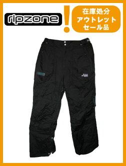 RIPZONE TRILOGY PANTS彩色BLACK