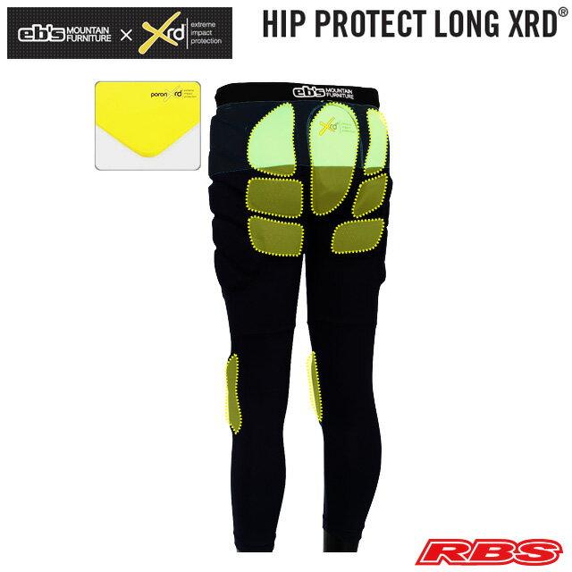 スキー・スノーボード用アクセサリー, プロテクター ebs HIP PROTECT LONG XRD PORON 19-20