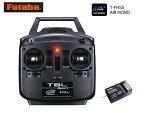 8551 【FUTABA/フタバ/双葉電子工業】 T6L Sport 送信機・R3106GF受信機セット Mode1(ティ-6エル スポーツ)