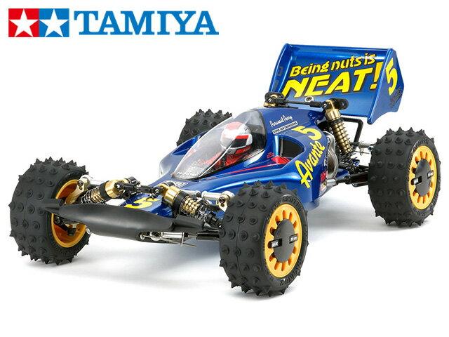タミヤ『1/10RC 4WDレーシングバギー アバンテ(2011)』