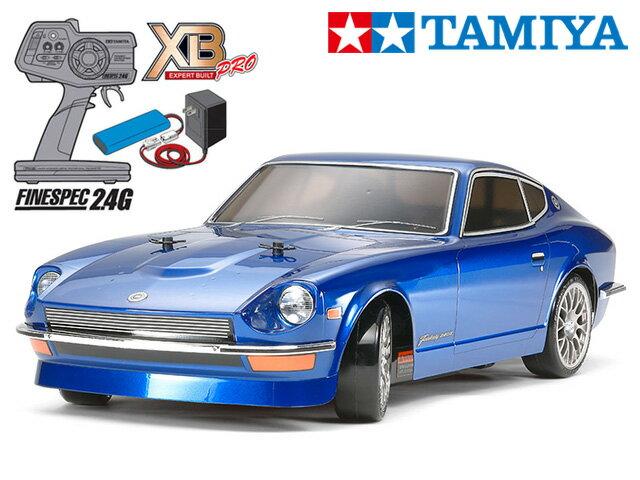 ラジコン・ドローン, オンロードカー TAMIYA 57808 110 RC XB 240Z (TT-01D TYPE-E) XB(14
