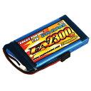 【ネコポス対応】イーグル(EAGLE)/3699U/Li-Poバッテリー EA2300/2S 7.4V 1C TXパック(M11X用)サンワ/プロポ/リポ