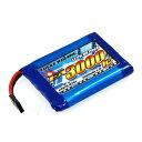 【ネコポス対応】EAGLE(イーグル)/3926-MT44/Li-PoバッテリーEA3000/3.7V1C MT44送信機用平型サイズ