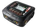 【基本送料無料】(台数限定特価)ハイテック(HiTEC)/44252/multi charger X4 AC PLUS 300(マルチチャージャー X4 ACプラス300)AC/DC充電器