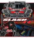 【基本送料無料】ハイテック/TRAXXAS(トラクサス) SLASH4X4 (スラッシュ4×4) 【smtb-k...