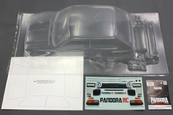 パーツ・アクセサリー, ボディ RC(Pandora RC)PAB-2142Toyota KP61 N2 ()
