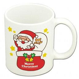 クリスマスマグカップ サンタ&トナカイ アーテック
