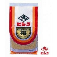 ヒシク藤安醸造 特上福みそ(麦白みそ) 1kg×5個(代引き不可)
