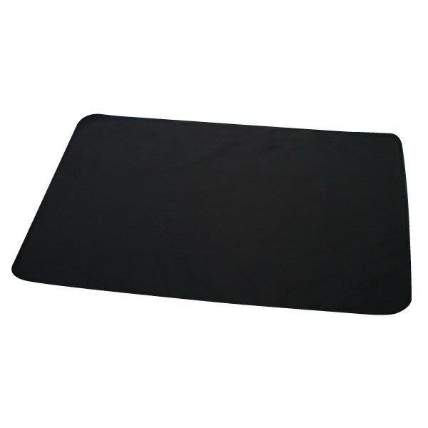 ペット用品 ディスメルdeニット やわらかマルチカバー(防水加工・消臭カバー) 150×150cm ブラック OK196【送料無料】
