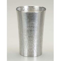錫器の持つ不思議な特性と深い味わい。大阪錫器 シルキースタンダード 大阪城 26-7-1
