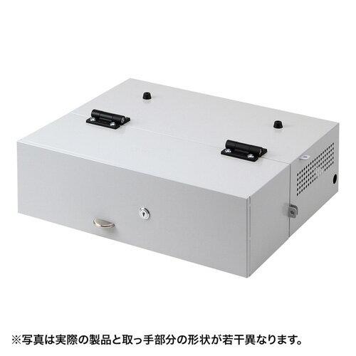 サンワサプライ ノートパソコンセキュリティ収納BOX SL-70BOX【S1】:リコメン堂