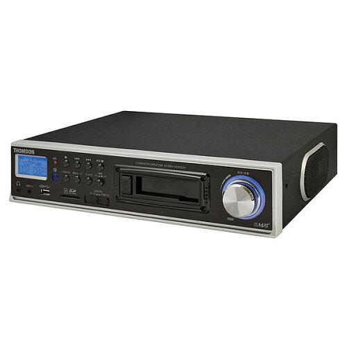 THOMSON カセット/SD/USB オーディオシステム CE-26【メデ...