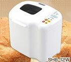 【ポイント10倍】【安心の保証付き】ホームベーカリー シロカ SIROCA SHB-12W パン焼き機 パン ...
