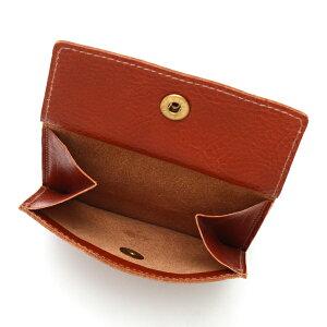 イルビゾンテILBISONTE財布WホックC0910COGNACL.BR【ポイント10倍】【_包装】