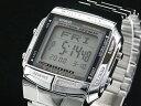 カシオ CASIO データバンク 腕時計 シルバー DB360-1AH2