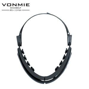 VONMIE ボミー フェイシャルEMSニコベルト VON025 表情筋トレーニング ウェアラブル 美顔器 美容器 フェイス 10段階調節【送料無料】