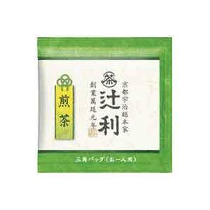 (まとめ買い)片岡物産 辻利 三角バッグ 煎茶 50バッグ入 【×40セット】【ポイント10倍】:リコメン堂