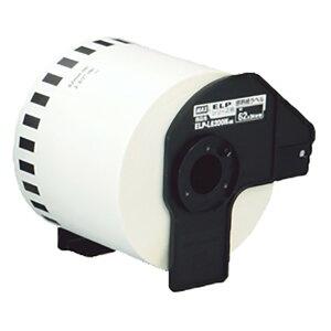 (まとめ買い)マックス感熱ラベルプリンタ用ラベルELP-L6200N051巻【×6セット】【ポイント10倍】
