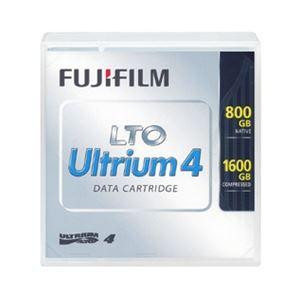 富士フィルム(FUJI)(メディア)LTOUltrium4テープカートリッジ800/1600GB5巻パック(お買得品)LTOFBUL-4800GUX5【ポイント10倍】