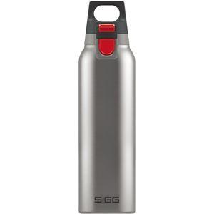SIGG(シグ) 保温・保冷ボトル ホット&コールドワン プラッシュド 0.5L【ポイント10倍】