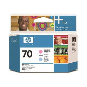 (まとめ)HP70プリントヘッドライトマゼンタ/ライトシアンC9405A1個【×3セット】【ポイント10倍】