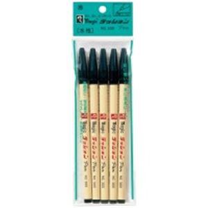 (業務用100セット)寺西化学工業ラッションペンM300-T1-5P黒5Pパック×100セット【ポイント10倍】