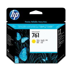 (まとめ)HP761プリントヘッドイエローCH645A1個【×3セット】【ポイント10倍】