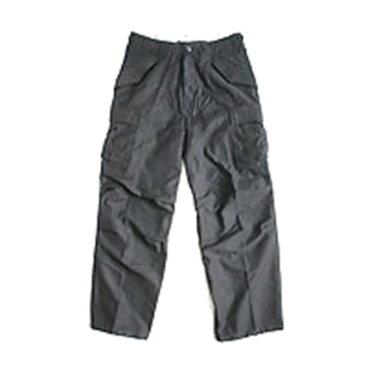 USタイプ「M-65」フィールドパンツ PP062YN ブラック レディースSサイズ 【レプリカ】