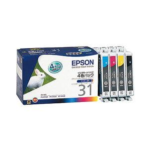 (まとめ)エプソンEPSONインクカートリッジ4色パックIC4CL311箱(4個:各色1個)【×3セット】【ポイント10倍】